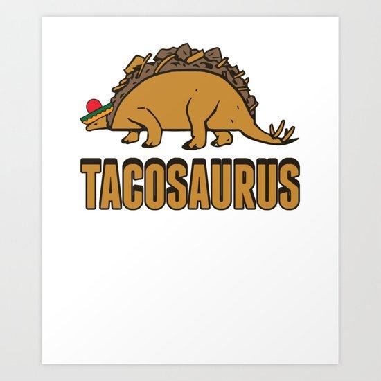 A Brown Stegosaurus Looks Like a Taco