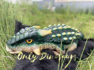 Animatronic Jurassic World Ankylosaur for Sale