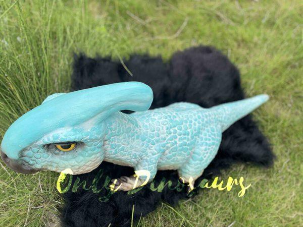 Blue Parasaurus Baby