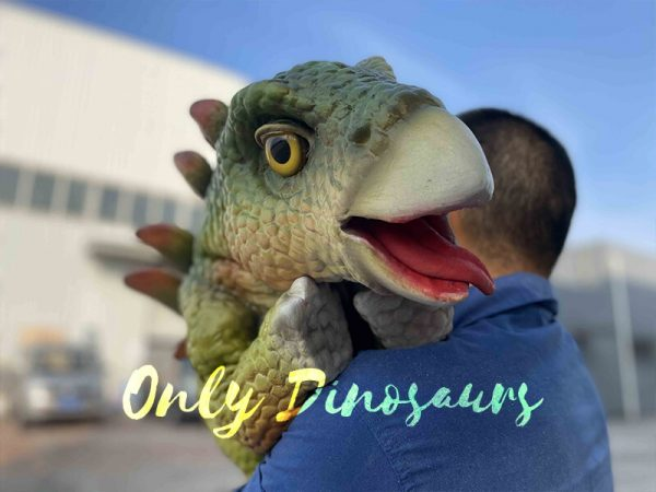 Parasaurolophus Cute Baby