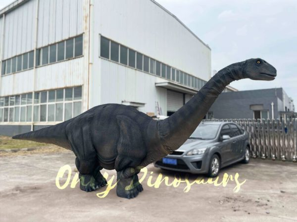 AHuge Realistic Brontosaurus Two-person Costume
