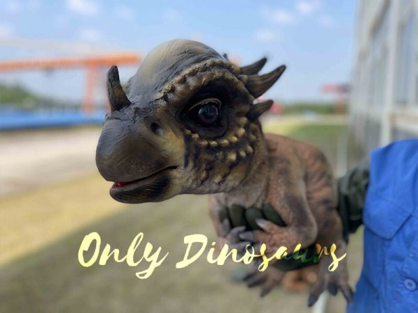 Stygimoloch Puppet Baby