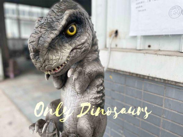 Cute T-Rex Puppet