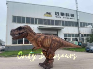 Realistic Stilts T-Rex Costume for Adults