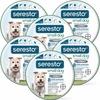 6-PACK Seresto Flea & Tick Collar for Small Dogs