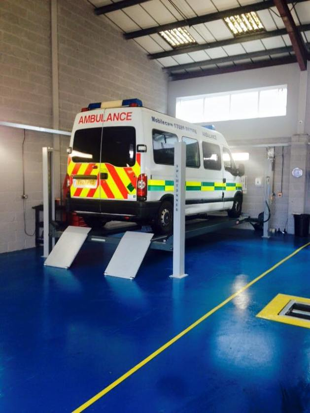Gallery of images ambulance