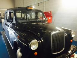 Gallery of images traditional black cab