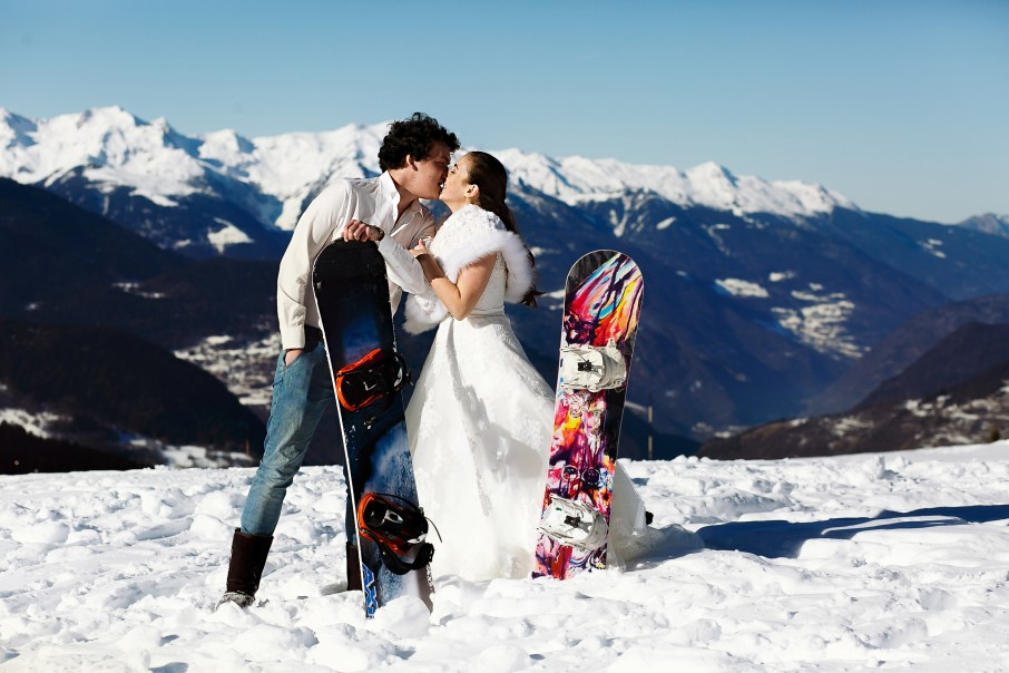 The Best Things About a Winter Wedding