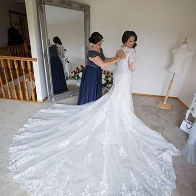 demetrios wedding dress | pre-loved wedding dress australia