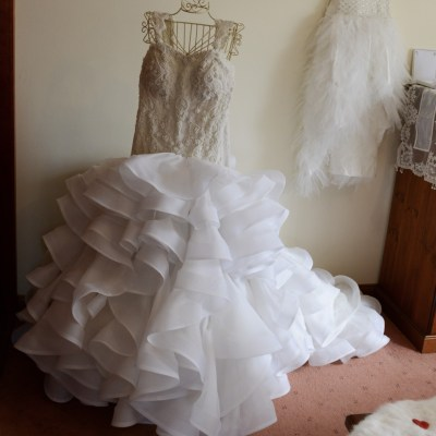 custom made wedding dress | only dream dresses