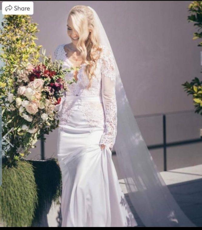 Riki dalah wedding dress | pre-loved wedding dresses