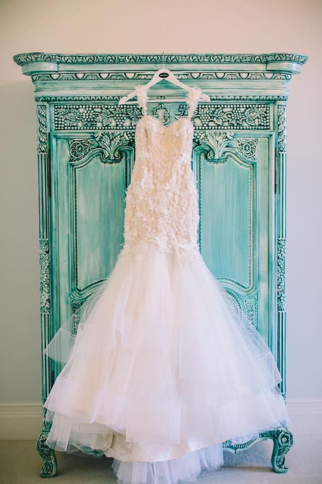 Suzanna blazevic wedding dress | preloved wedding dress
