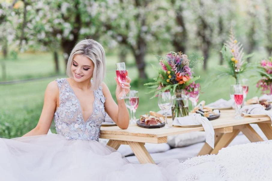 New Spring Wedding Ideas
