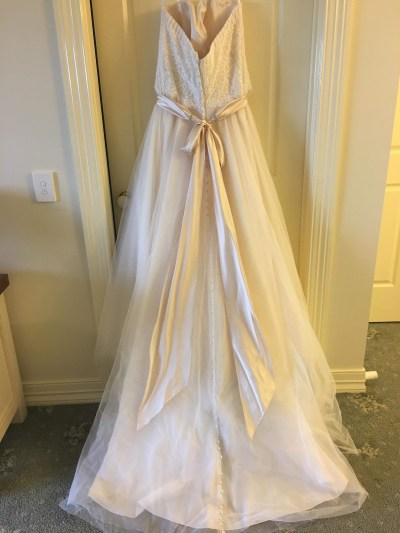 Maddison james by allure wedding dress | preloved wedding dress