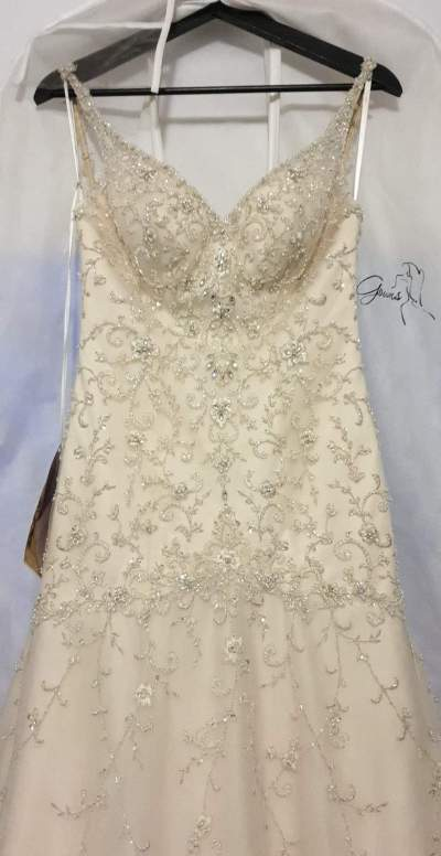 Stella york wedding dress | preloved wedding dress