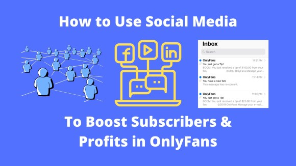 how to promote your onlyfans on social media