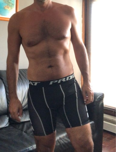Compression Underwear Shorts for Men photo review