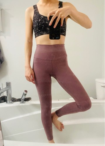 Yoga Leggings Seamless Super Stretch for Women in 17 Colour photo review