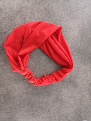 Yoga Headband Elastic Stretch in 18 Fun Colours photo review