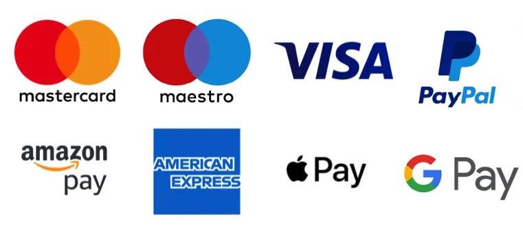 OnlyFitGear Payment methods