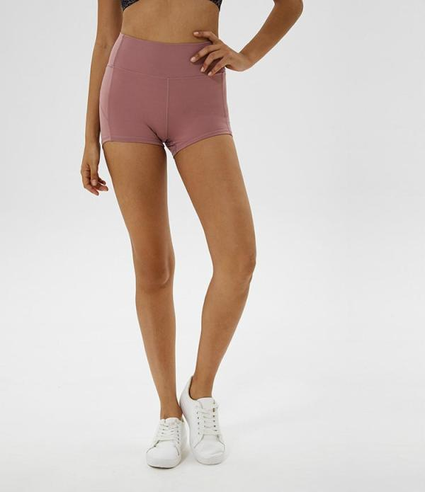 Yoga & Fitness Seamless High Waisted Shorts - Fitness Jogger - Only Fit Gear