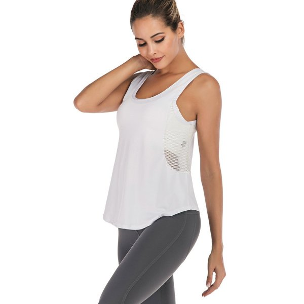 Yoga & Fitness Sleeveless Crop Top - Yoga Top - Only Fit Gear