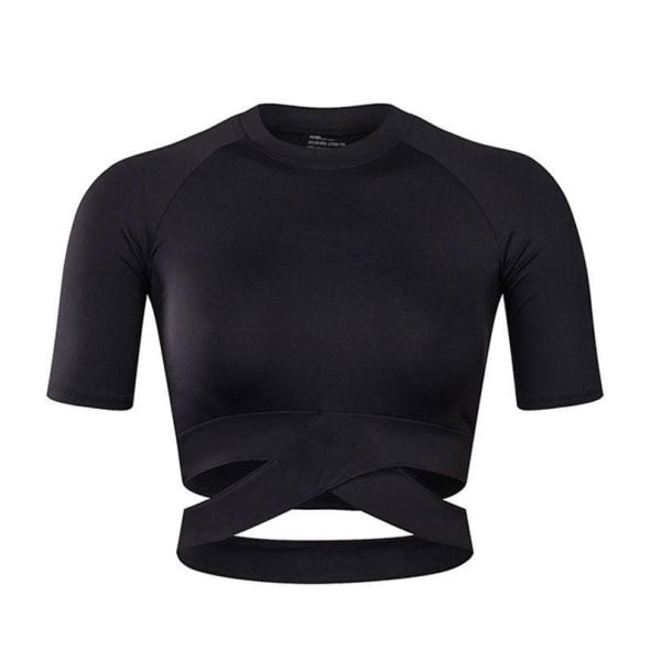 Yoga & Fitness Crop Top - Yoga Top - Only Fit Gear