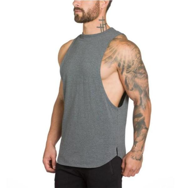 Fitness & Bodybuilding Sleeveless T-Shirt - Gym Tank Top - Only Fit Gear