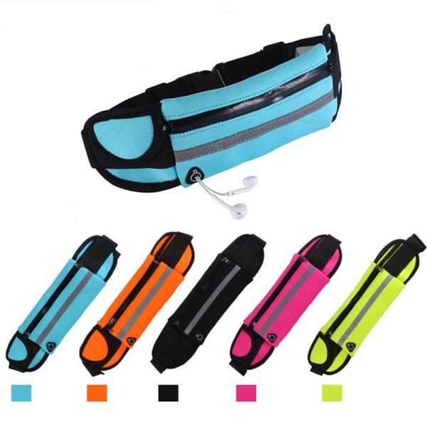 Running Waist Bag Canvas - Bags - Only Fit Gear