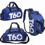 Gym Bag with Separate Space For Shoes - Bags - Only Fit Gear