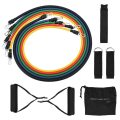 Resistance Band Set With Handle and Door Anchor