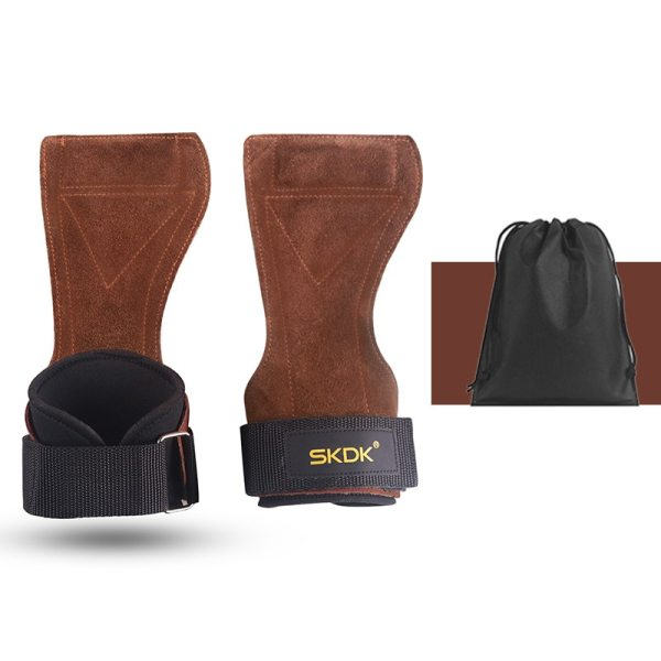 Gym and Fitness Gloves with wrist support and Grips Anti-Skid
