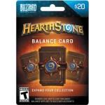 Blizzard Hearstone web