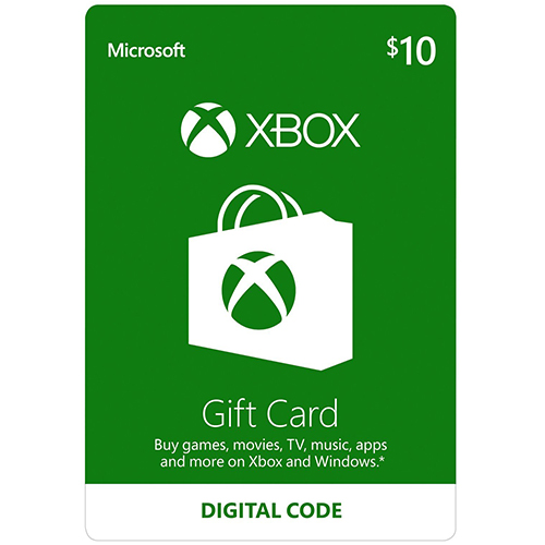Xbox 10-1$