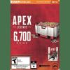 6700 apex coins