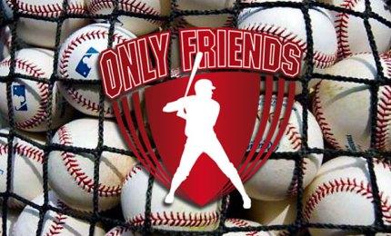 Foto Only Friends Honkbal