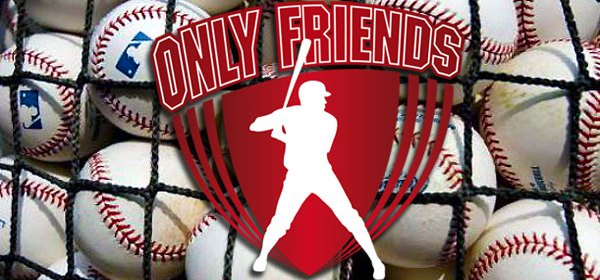 Foto Only Friends Honkbal
