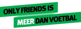 Motto Only Friends is Meer dan Voetbal