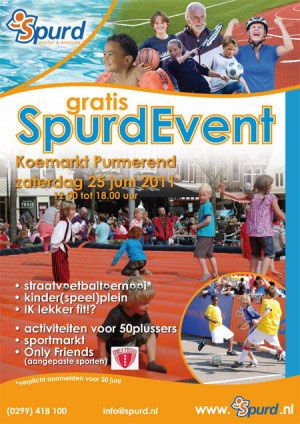 Poster Spurd Event 2011