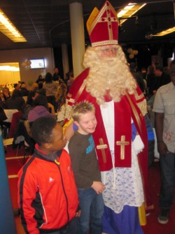 Foto Sinterklaas
