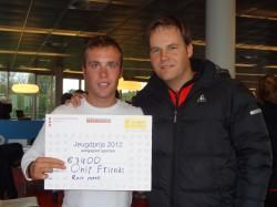 Uitreiking Jeugdprijs Sport 2012