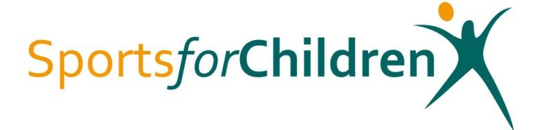 Logo Sports for Children Foundation3