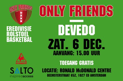 Basketbal poster 6 dec liggend