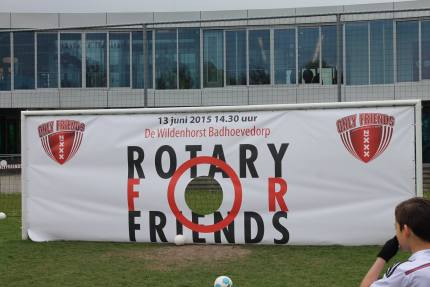Rotary 4 Friends banner