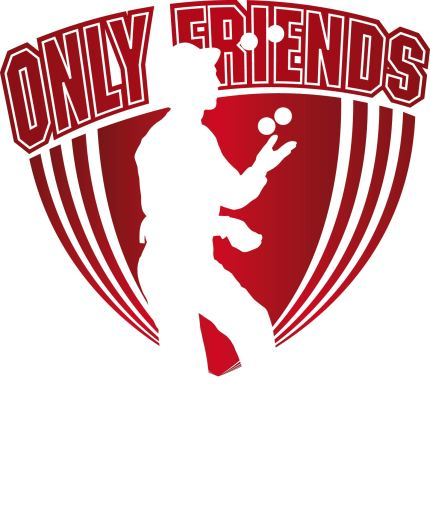 LOGO OnlyFriends groot Circus