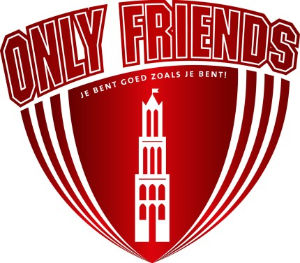 Logo Only Friends Utrecht