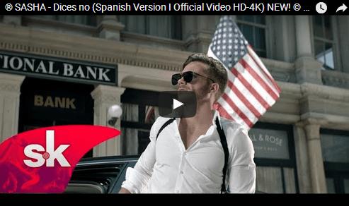 """""""Кажеш не"""" е новиот летен хит на Саша Ковачевиќ"""
