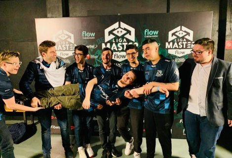 Liga Máster Flow de League of Legends: Isurus Gaming vence a Cream Esports y consigue su ticket a la gran final