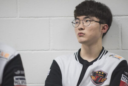 Worlds 2020 pierde a una de sus grandes figuras: Faker se quedó sin Mundial de League of Legends