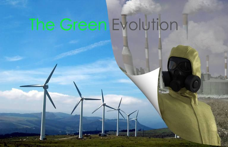 What does green tech mean?